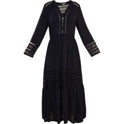 Długie sukienki: Rebecca Minkoff DAPHNE Długa sukienka black