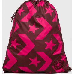 Converse - Plecak. Czerwone plecaki damskie Converse, z poliesteru. Za 79,90 zł.