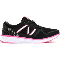 Czarne Buty Sportowe Keer. Czarne buciki niemowlęce chłopięce Born2be, na płaskiej podeszwie, na sznurówki. Za 79,99 zł.