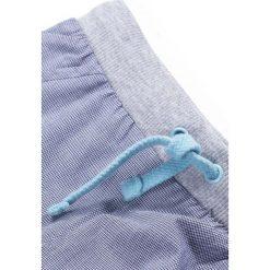 Coccodrillo - Spodnie dziecięce 62-86 cm. Białe spodnie chłopięce marki COCCODRILLO, m, z bawełny, z okrągłym kołnierzem. Za 65,90 zł.