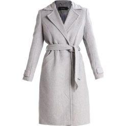 Płaszcze damskie: Vero Moda Płaszcz wełniany /Płaszcz klasyczny light grey melange