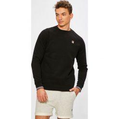 Fila - Bluza Pozzi Crew. Szare bluzy męskie rozpinane Fila, l, z bawełny, bez kaptura. W wyprzedaży za 219,90 zł.