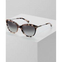 Okulary przeciwsłoneczne damskie aviatory: Fossil Okulary przeciwsłoneczne blushtort grey