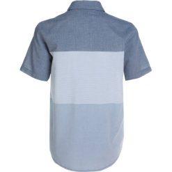 Volcom CRESTONE  Koszula deep blue. Niebieskie koszule chłopięce Volcom, z bawełny. Za 219,00 zł.
