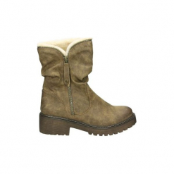 Śniegowce Coolway  FARA. Brązowe buty zimowe damskie Coolway. Za 263,62 zł.