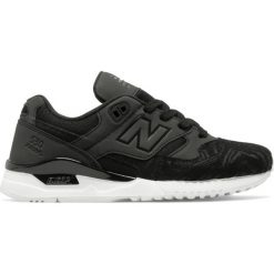 Buty New Balance 530 (W530VAB). Czarne buty sportowe damskie New Balance, z materiału. Za 199,99 zł.