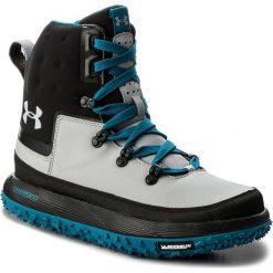 Buty zimowe męskie: Śniegowce UNDER ARMOUR - Ua Fat Tire Govie 1299193-002 Blk/Ocg/Ocg