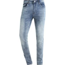 KIOMI Jeans Skinny Fit blue denim. Niebieskie jeansy męskie marki KIOMI. Za 129,00 zł.