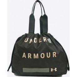 Under Armour - Torba. Czarne torebki klasyczne damskie Under Armour, z materiału. Za 129,90 zł.