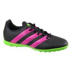 Buciki niemowlęce: Adidas Buty juniorskie Ace 16.4 TF J czarne r. 33 (AF5081)