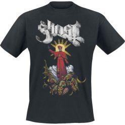 Ghost Plaguebringer T-Shirt czarny. Czarne t-shirty męskie z nadrukiem Ghost, l, z okrągłym kołnierzem. Za 74,90 zł.