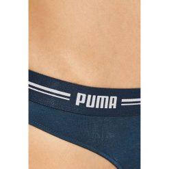 Puma - Stringi (2-pack). Czerwone stringi marki Puma, xl, z materiału. W wyprzedaży za 59,90 zł.