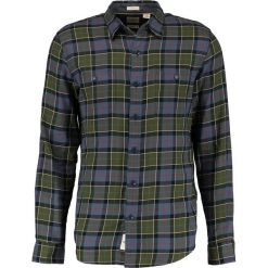 Koszule męskie na spinki: DOCKERS SLIM FIT Koszula english dockers olive