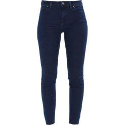 Marc O'Polo DENIM DENIM TROUSERS, HIGH RISE, SUPER SK Jeans Skinny Fit combo. Niebieskie jeansy damskie Marc O'Polo DENIM. W wyprzedaży za 311,20 zł.