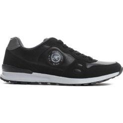 Czarne Buty Sportowe Deadeye. Czarne buty skate męskie Born2be, na sznurówki. Za 99,99 zł.