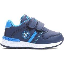 Niebieskie Buty Sportowe Your Win. Niebieskie buciki niemowlęce Born2be, z okrągłym noskiem, na obcasie, na rzepy. Za 69,99 zł.