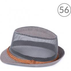 Kapelusz unisex Easy szary r. 56. Szare kapelusze damskie Art of Polo. Za 32,73 zł.
