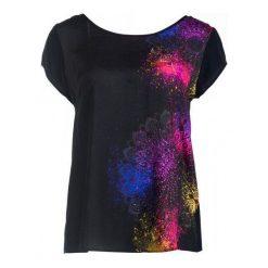 Desigual T-Shirt Damski Berlina L Czarny. Czarne t-shirty damskie Desigual, l. Za 249,00 zł.