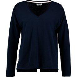 Bluzki damskie: Marc O'Polo DENIM MIX Bluzka z długim rękawem lunar blue