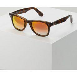 RayBan WAYFARER Okulary przeciwsłoneczne havana. Brązowe okulary przeciwsłoneczne damskie lenonki marki Ray-Ban. Za 679,00 zł.