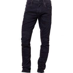 Spodnie męskie: True Religion ROCCO  Jeansy Slim Fit black