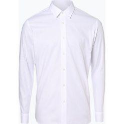 BOSS - Koszula męska – Eliott, czarny. Czarne koszule męskie marki Boss, m. Za 399,95 zł.