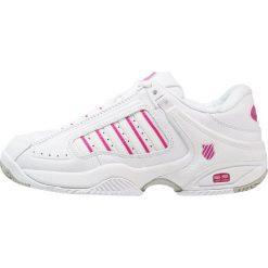 KSWISS DEFIER RS Obuwie multicourt white/very berry. Białe buty do tenisu damskie K-SWISS. Za 549,00 zł.