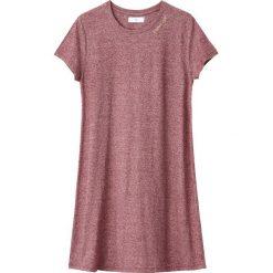 Sukienki dziewczęce z falbanami: Sukienka t-shirtowa 10-16 lat