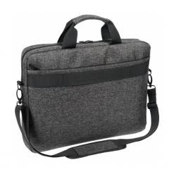 """Accura ProOffice Pietro15,6"""" ACC6071. Szare torby na laptopa Accura, z materiału. Za 99,90 zł."""
