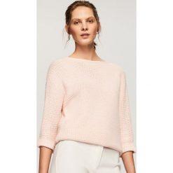 Sweter - Różowy. Czerwone swetry klasyczne damskie Reserved, l. Za 69,99 zł.