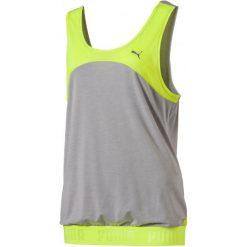 Puma Koszulka Sportowa Transition Tank W Yellow Xs. Żółte bluzki sportowe damskie marki Puma, xs, ze skóry. W wyprzedaży za 75,00 zł.