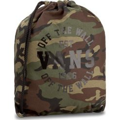 Plecak VANS - Benched Novelty VN0001CYCMA Camo. Brązowe plecaki męskie marki Vans, z materiału, sportowe. Za 59,00 zł.