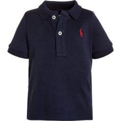 Bluzki dziewczęce bawełniane: Polo Ralph Lauren BOY BABY Koszulka polo french navy