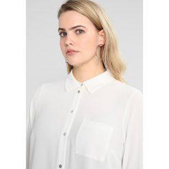 Koszule wiązane damskie: Evans EYELET Koszula ivory