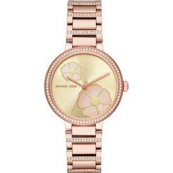 Zegarek MICHAEL KORS - Courtney MK3836 Rose Gold/Rose Gold. Żółte zegarki damskie Michael Kors. W wyprzedaży za 899,00 zł.