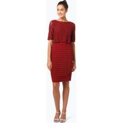 Sukienki balowe: Ambiance – Elegancka sukienka damska, czerwony