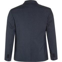 BOSS Kidswear Marynarka bleu anthracite. Niebieskie kurtki dziewczęce marki BOSS Kidswear, z bawełny. W wyprzedaży za 379,50 zł.