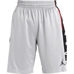 Bermudy męskie: Jordan RISE GRAPHIC SHORT Krótkie spodenki sportowe wolf grey/black/gym red/black
