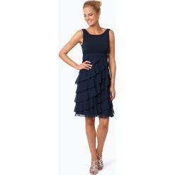 Sukienki: Swing – Elegancka sukienka damska, niebieski