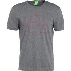 T-shirty męskie z nadrukiem: BOSS Green Tshirt z nadrukiem grey