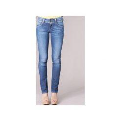 Jeansy straight leg Pepe jeans  GEN. Szare jeansy damskie marki Pepe Jeans, m, z jeansu, z okrągłym kołnierzem. Za 439,00 zł.