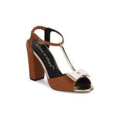 Sandały Karine Arabian  ABBAZIA. Brązowe sandały trekkingowe damskie marki Karine Arabian. Za 1439,20 zł.