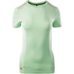 Bluzki damskie: IQ Koszulka damska RAIKA WMNS Green Ash/ Orangrade r. M