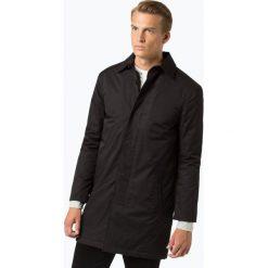 Mc Earl - Płaszcz męski, czarny. Brązowe prochowce męskie marki Cropp, na zimę, l, sportowe. Za 399,95 zł.
