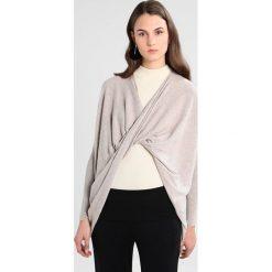 Swetry klasyczne damskie: AllSaints ITAT SHRUG Sweter oatmeal brown