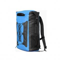 Plecak Explorer 40l Blue. Niebieskie plecaki męskie Fish dry pack, z materiału. Za 219,00 zł.