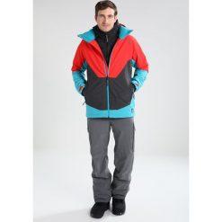 O'Neill GALAXY III  Kurtka snowboardowa fiery red. Czerwone kurtki narciarskie męskie O'Neill, m, z materiału. W wyprzedaży za 775,20 zł.