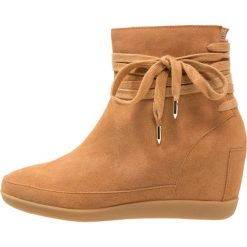 Botki damskie lity: Shoe The Bear EMMY START Ankle boot cognac