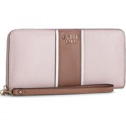 Duży Portfel Damski GUESS - SWSG71 71460 MCA. Czerwone portfele damskie Guess, z aplikacjami, ze skóry ekologicznej. Za 279,00 zł.