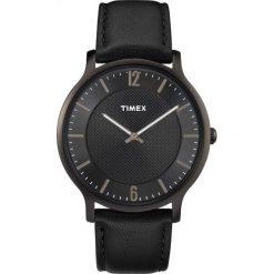 Biżuteria i zegarki: Zegarek męski Timex Metropolitan TW2R50100